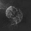 IC443 - Jellyfish Nebula,                                jeff2011