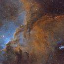 NGC 6188,                                Ben S Klerk