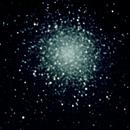 M13 Globular Cluster - reworked,                                Garry O'Brien