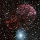 IC443 LBN844 Jellyfish Nebula,                                Jaysastrobin