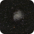 Fireworks galaxy,                                rkayakr