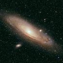 Andromeda Galaxy,                                Eddie Hunnell
