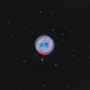 M97 the Owl Planetary Nebula in Ursa Major,                                Mark Wetzel