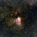 M17 - Omeganebel,                                Stefan Benz