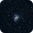 Fireworks Galaxy (first attempt unguided) NGC 6946,                                gjewison