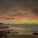 A Northumbrian Aurora,                                AstroPhotoRoss