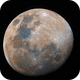 Moon 5/5/2020  3:50 UT,                                Seldom