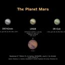 """Mars at 22.3"""" Diameter,                                astropical"""