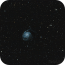 M101 Pinwheel Galaxy,                                bilgebay