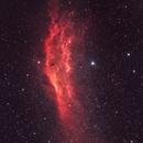 California Nebula,                                MrRat