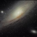 M 31 Andromeda Galaxy,                                Wolfgang Ransburg