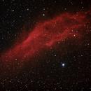 Nebulosa California ngc1499,                                Gianni Carcano