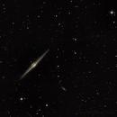 NGC 4565,                                Horst Twele