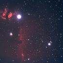 Horsehead and Flame Nebula,                                isherwoodc