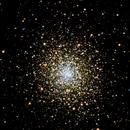 M92 Globular Cluster,                                Dale A Chamberlain