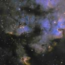 NGC7822 / SH2-171,                                Gkar