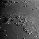 Moon Montes Alpes, Plato in Sunrise and Vallis Alpes,                                Riedl Rudolf