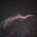 NGC 6960 - The Western Veil Nebula,                                Cody