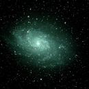 M33,                                Robin Clark - EAA imager