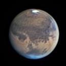 Mars with a Celestron C8,                                RaymNeg