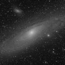 M31 - Andromeda Galaxy,                                MMX