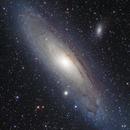 Andromeda Nebula,                                Ken-ichiro Tanaka