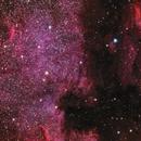 NGC 7000 North America Nebula,                                Gebhard Maurer