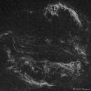 NGC6960~95 - Veil Nebula Region,                                Richard Bratt