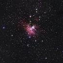 Eagle Nebula,                                Fabian