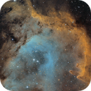 IC 1848 Soul Nebula,                                Frank Iwaszkiewicz