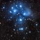 M45 - Pleiades,                                Derryk