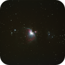 M42 with SharpStar 65EDQ,                                Tony Blakesley