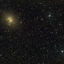 Centaurus A,                                Ray Heinle