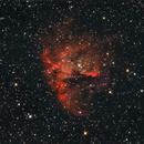 NGC 281 - Pacman,                                Carles Zerbst