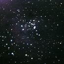 Eagle Nebula (Messier 16),                                Lukas Van den Broeck