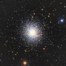 M13 - Great Cluster in Hercules,                                Mike Kline