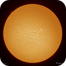 Our Star, with Active Region 12733,                                Damien Cannane