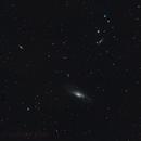 M106 Wide Field,                                Jon Rista