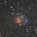 NGC1579 Northern Trifid,                                Masahiro Takahashi