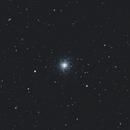Hercules Globular Cluster,                                David Conn