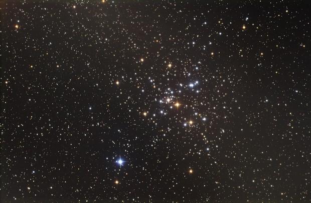 M41 - open cluster,                                AdrianoMSilva