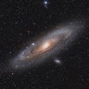 The Andromeda Galaxy - M31,                                Henrique Silva