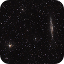 NGC 891,                                Michele Vonci