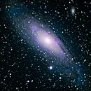 M31,                                Robert St John