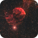 IC 443 ( Jellyfish Nebula ).,                                Ofiuco