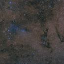 Region Between The Constellations Sagitta & Vulpecula!,                                Mohammad Nouroozi