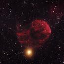 Jellyfish Nebula,                                Marcin Kuś