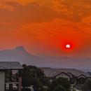 Prescott Arizona Sunset,                                Jim Matzger
