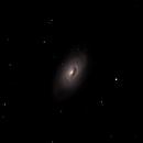 M64 Black Eye Galaxy in LRGB,                                Starman609