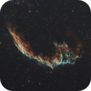 Eastern Veil Nebula,                                Maria Pavlou